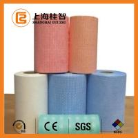 China Spunlace Nonwovens Household Cleaning Wipes , Non Woven Wipes wholesale
