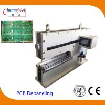 Aluminum Board PCB Depanel Machine PCB Separator with Customized Blade