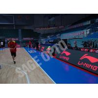 China High brightness Basketball Stadium LED Displays HD For Advertising wholesale