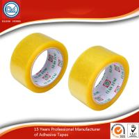 China Strong Self Adhesive BOPP Stationery Tape Custom Logo Printed  48mm*60m 38mic wholesale