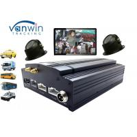 China Military Use High End 8CH HDD Vehicle Mobile Car Video Recorder 4G Wi-Fi GPS DVR wholesale