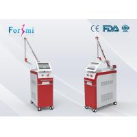 China Best service red nd yag laser q switch the best laser for tattoo removal freckles removal machine wholesale