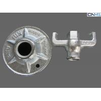 Buy cheap Steel Galvanized Construction Scaffolds Forged 17mm Formwork Nut Without Plate from wholesalers