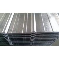 China 3003 Alloy Aluminum Roof Panels Galvanised Corrugated Roofing Sheets For Construction wholesale