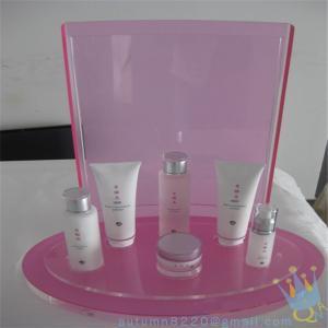 China large pink makeup organizer wholesale