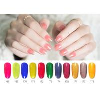 China Professional Fashion New Design Transparent Color Smooth Nature Varnish Glaze Gel Nail Polish wholesale