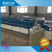 China 380V Voltage Chain Link Wire Machine For Playground And Gardens Fencing wholesale