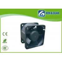 China  Low Voltage DC Cooling Fan 40×40×28mm , Mini Blower Fan with Dual Ball Bearing  for sale