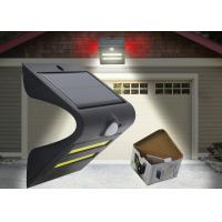 China Durable Solar Panel Motion Detector Light , Led Outdoor Solar Security Light With Motion Sensor on sale