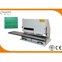 China PCB Separattion Machine With Two Linear Blades High Speed Steel wholesale