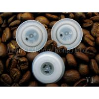 China ECO-FRIENDLY one way valve for clear white custom side gusset aluminum foil coffee packaging bag wholesale