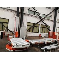 China OEM Pallet Shrink Wrap Machine , Stretch Film Wrapping Machine 18-25 Pallets / H wholesale
