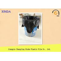 China 27 ltrs LDPE Kitchen Tidy Liners Refuse Office Bin Liners Recyclable wholesale