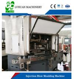 China 8.5T Injection Blow Moulding Machine , Plastic Bottle Blow Molding Machine on sale