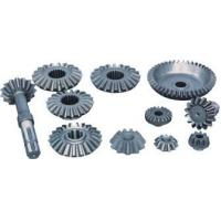 Alloy Steel Straight Bevel Gear With CNC Milling Service / OEM Support