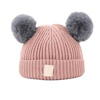 China 2019 Fashionable Winter Wooly Beanie Hat , Cute Beanies For Girls Breathable wholesale
