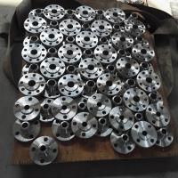 China PIPE SS  Material and Flange Connection Loose flanged tee plain tee for Steel cap Steel Flange Stainless pipe fittings on sale