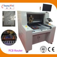 China High Efficient PCB Router Machine PCB Singulation Dual workstation wholesale