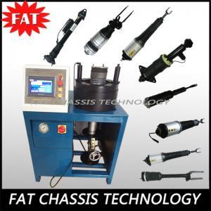 Quality 170mm BMW F02 E66 E66 Hydraulic Hose Crimping Machine 380V / 220V / 415V / 230V for sale