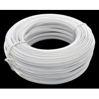 China 0.85mm*2.8mm Nose Clip Wire , Nose Bridge Strip For Disposable Face Mask wholesale