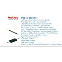 Buy cheap In-Line Isolator optics isolator A grade 1310/1550 5.5x35 fiber optical passive component devices from wholesalers