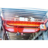 Buy cheap Double Beam  Double Beam Bridge Crane Two Hooks 380V 50Hz Three Phase from wholesalers