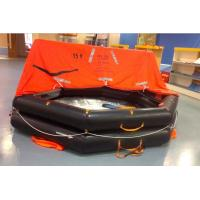 China Throw Over Board Inflatable Life Raft wholesale