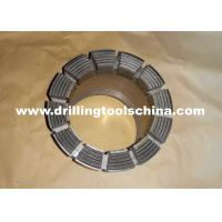China Good Performance Diamond Core Drill Bits Reinforced Concrete 85mm For Rock wholesale