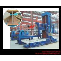 China Adjustable Vertical Milling Machine For Box / I Beam End Face Milling In Steel Structure Industry wholesale