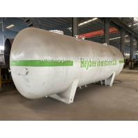 China Pressure Vessel 45cbm Cylinder Refilling LPG Gas Storage Tank 15 Years Life Time wholesale