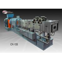 China 133mm Twin Screw Compounding Extruder For Battery Separator Application wholesale