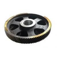 China Big Forging Bevel Gear For Heavy Machinery Forging & Casting Big Ring Wheel for Speed Reduction with cheap price wholesale