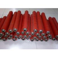 China Rubber Coating Active High Speed Conveyor Rollers For Production Line Machine wholesale