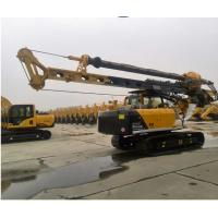 Well Hydraulic Rotary Boring Piling Rig Machine With 8~30 Rpm Rotation Speed