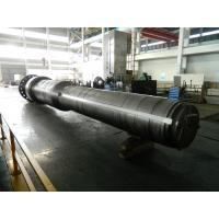 China Cold Rolled Forged Steel Shaft With 30 - 185MN Hydraulic Press , Carbon Steel wholesale
