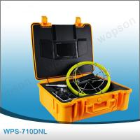 China Well Articulating Inspection Camera With 512 HZ , Pipe Inspection Camera WPS710DNL wholesale