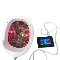 Buy cheap Brain Photobiomodulation Helmet 810nm Infrared Light Therapy For Stroke from wholesalers