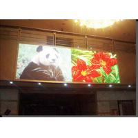 China Indoor Full Color P6mm SMD LED Screen / Led Sign Boards High Resolution wholesale