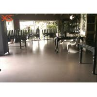 China Green Self Leveling Floor Compound could Flow Automaticly for Garage Floor wholesale