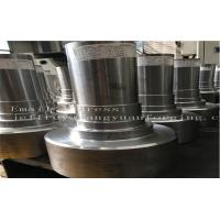 Quality 34CrMo4 SCM430 SCM2 4130 Alloy Steel Forgings Gear Rings Shaft Blanks  Oil Well Drill Pipe Couplings for sale