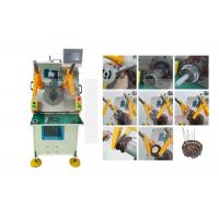China Automatic Stator Winding Coil & Wedge Inserting Machine With PLC control wholesale