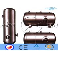China Heat Thermal  Storage Tank Stainless Steel Pressure Vessel Air / Steam wholesale