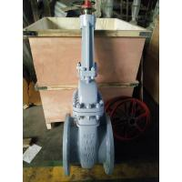 China API 600 14inch, 150LB Rising Stem Carbon Steel Flangedl Gate Valve wholesale