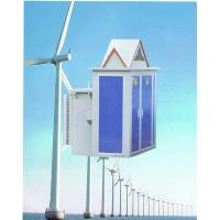 China 50kw variable pitch PLC controlled permanent-magnet-3 phase wind power generator on sale