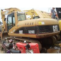 Used CAT 320C for sale with good condition 4823 hours