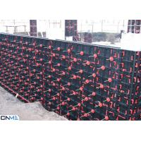 China Thickness 8MM - 10MM Concrete Wall / Column Formwork Systems wholesale