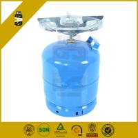 China 7.2l Hp295 Stainless Steel Household Gas Cylinder with burner Low Pressure Use wholesale