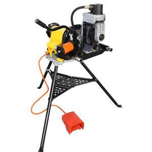 HONGLI YG12A Roll Pipe Grooving Machine Fits RIDGID® 300 Power Drive 1500W