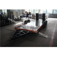 8 Tons Load Capacity Multi Purpose Trailer Side Tyre For Farm Transport  PT-8