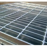 China Metal Building Materials Hot Dipped 32 x 5mm Galvanized Steel Grating wholesale